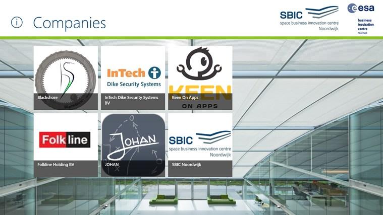 SBIC Noordwijk screen shot 0