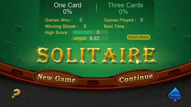 AE Solitaire screen shot 0