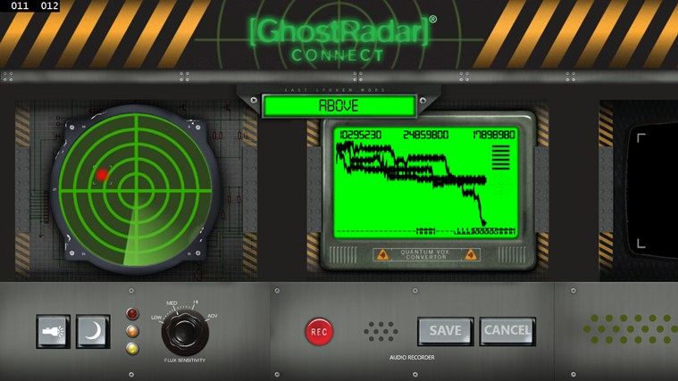 Ghost Radar®: CONNECT captura de pantalla 0
