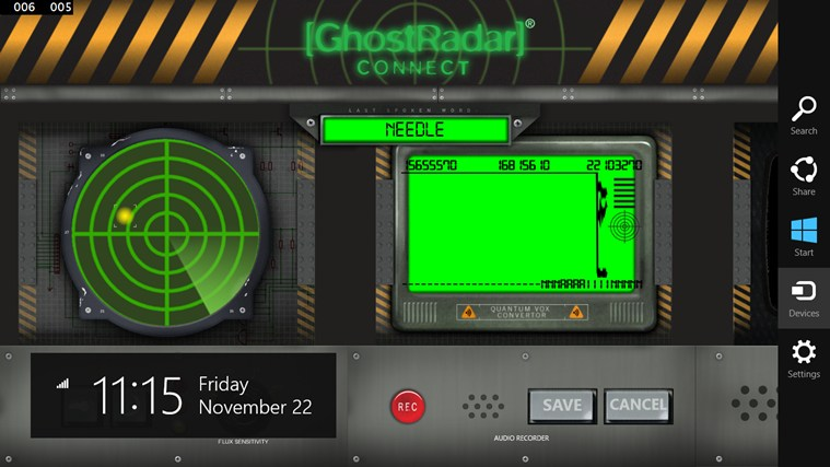 Ghost Radar®: CONNECT captura de pantalla 2
