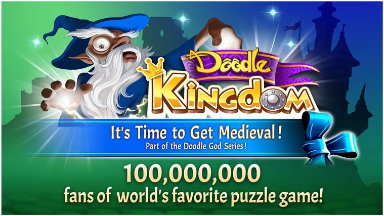 Doodle Kingdom Free screen shot 0