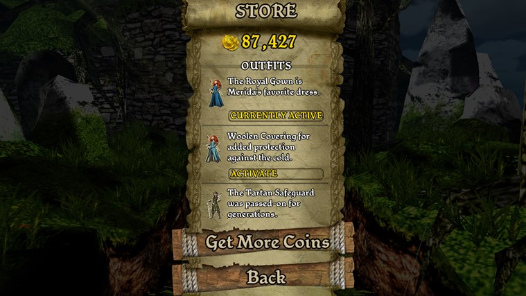 Temple Run: Brave screen shot 4