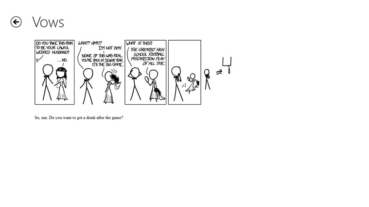 xkcd archives screen shot 2