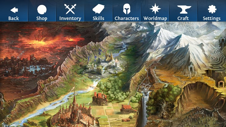 Dungeon Hunter 4 näyttökuva 4