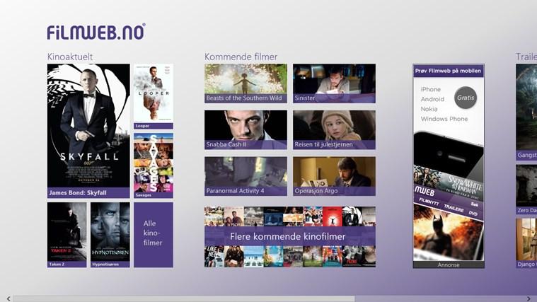 Filmweb skjermbilde 0