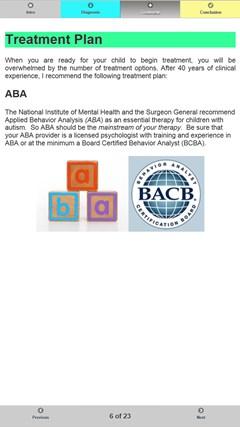 Autism Treatment Plan  full