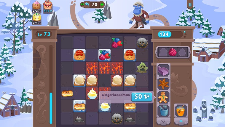 Cooking for Giants screen shot 6