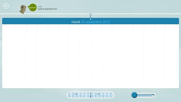 Fingertapps Organizer capture d'écran 0