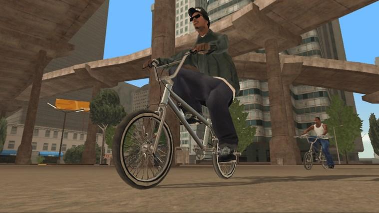 Grand Theft Auto: San Andreas screen shot 2