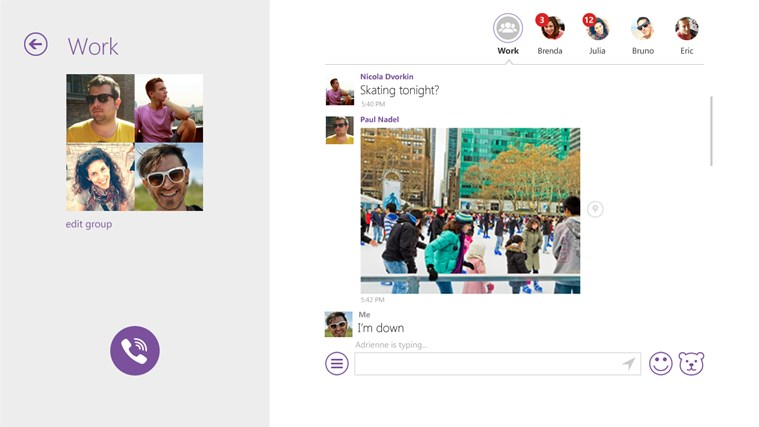 Viber - Free Phone Calls & Text näyttökuva 2
