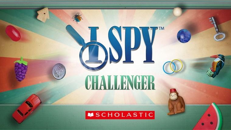 I SPY Challenger screen shot 0