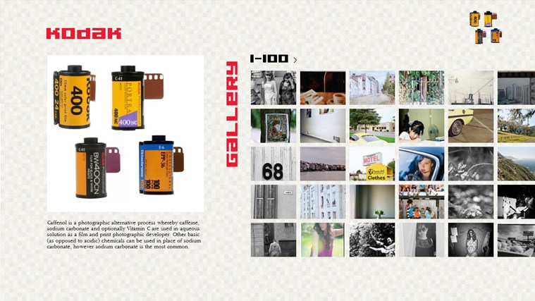 Free Kodak Photo Gallery capture d'écran 0