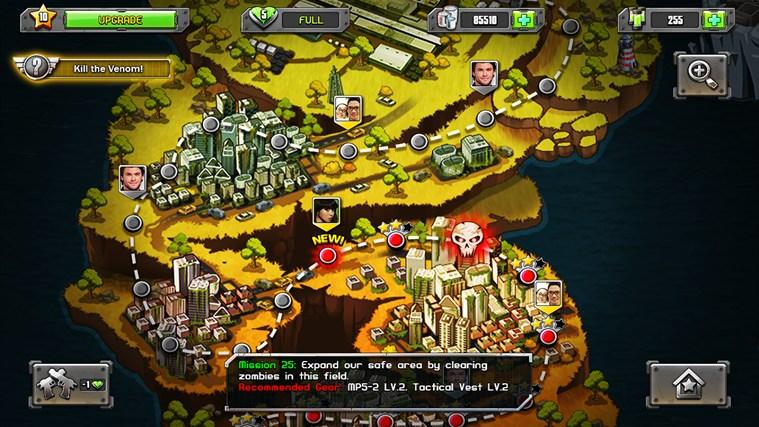 Pocket Avenger screen shot 4