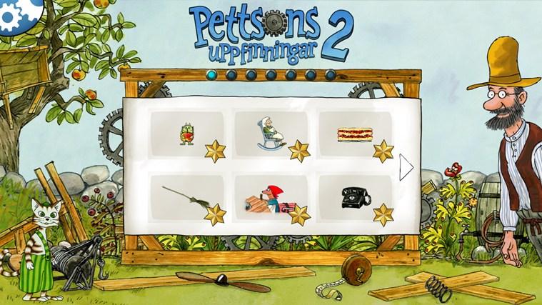 Pettsons Uppfinningar 2-skärmbild 0