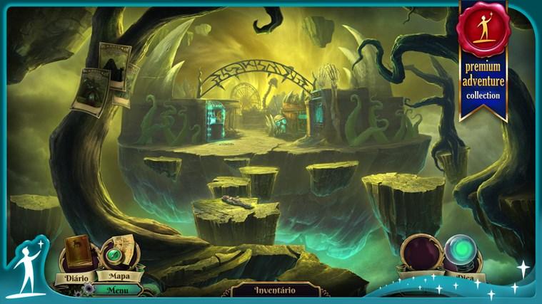 Dark Arcana: O Parque de Diversões captura de tela 0