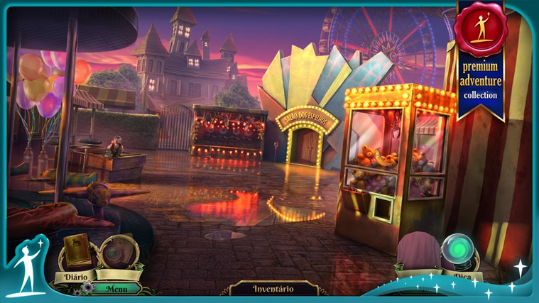 Dark Arcana: O Parque de Diversões captura de tela 2