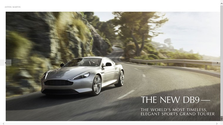 Aston Martin - 100 Years of Power, Beauty, Soul screen shot 2