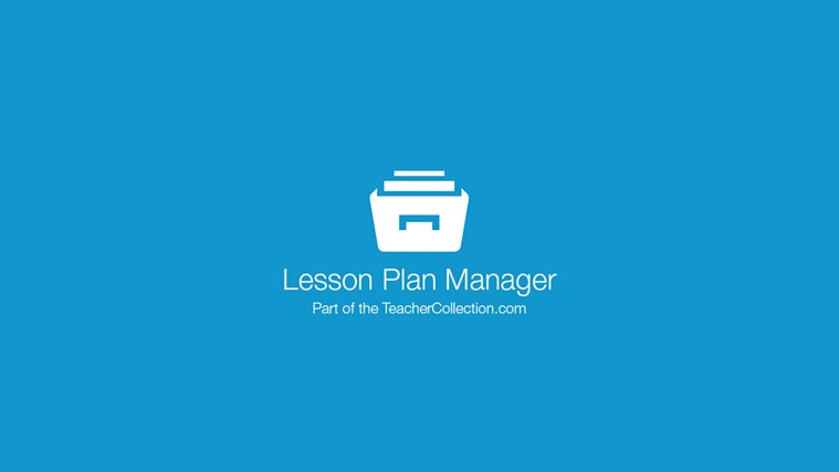 Lesson Plan Manager screen shot 0