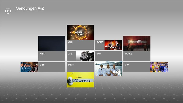 ZDFmediathek Screenshot 2
