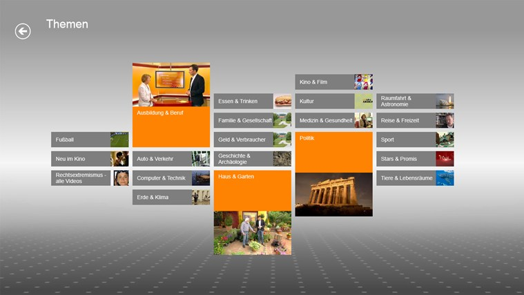 ZDFmediathek Screenshot 4