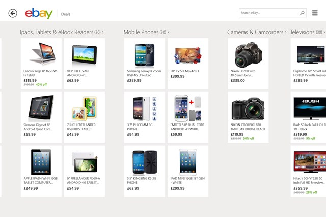 eBay screen shot 4
