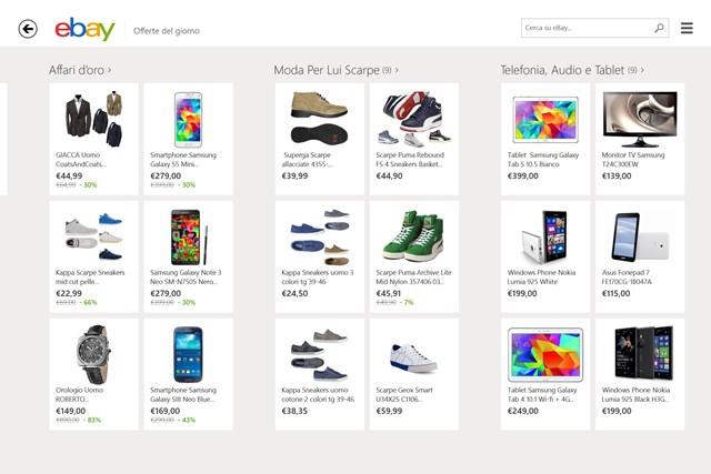 eBay cattura di schermata 4