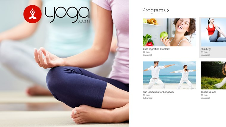 Yoga.com Studio: 300 Poses & Video Classes screen shot 0