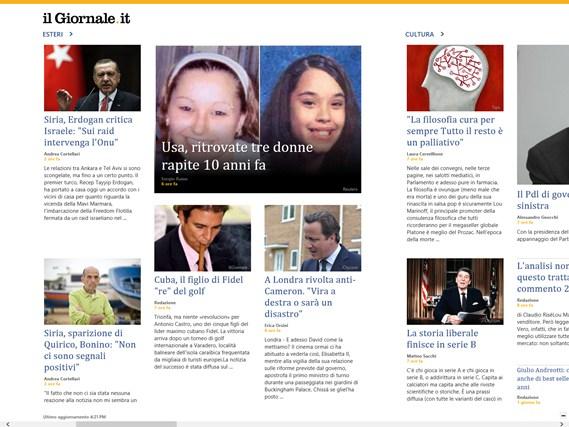 il Giornale News cattura di schermata 2