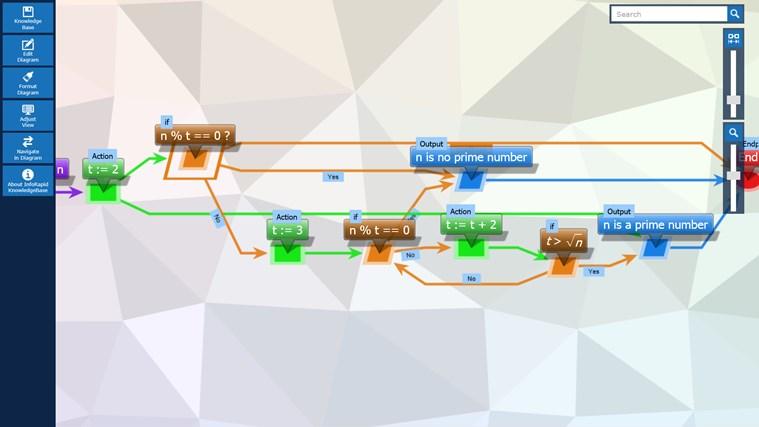 KnowledgeBase Builder screen shot 6