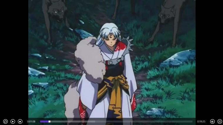 AnimeTube screen shot 2