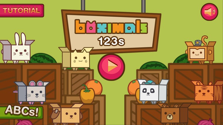 Boximals 123s screen shot 0