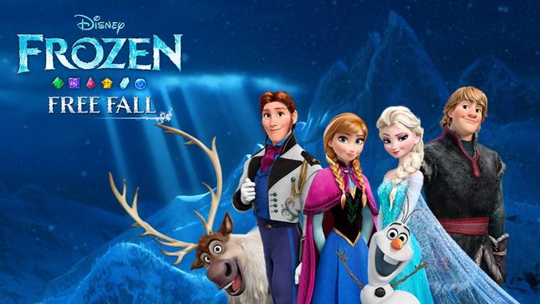 Frozen Free Fall näyttökuva 4