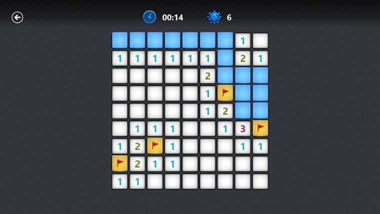 Microsoft Minesweeper snímek obrazovky 0