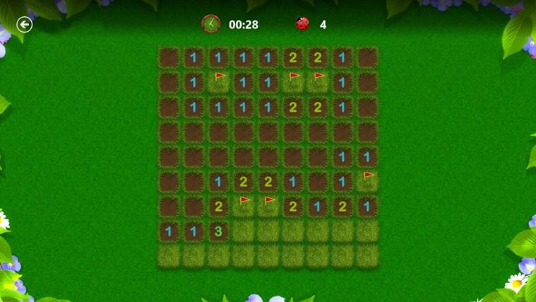 Microsoft Minesweeper captura de tela 6