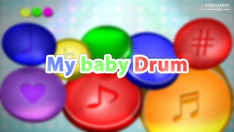 My baby Drum free screen shot 0