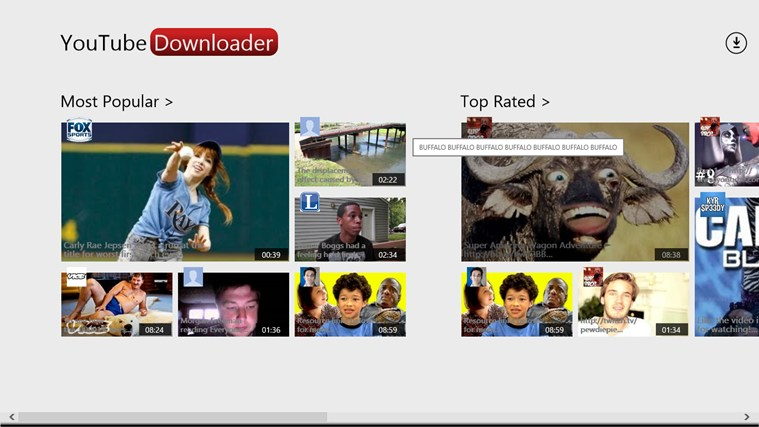 YouTube Downloader (HD) screen shot 0