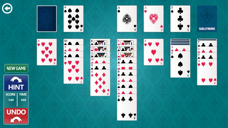 Simple Solitaire ekrano kopija 0