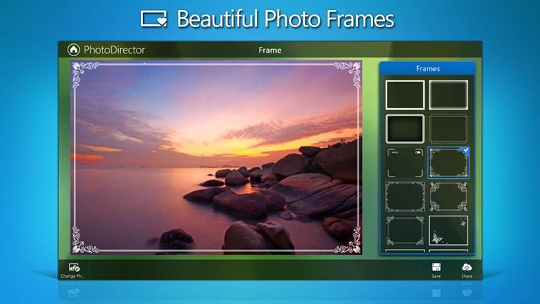 PhotoDirector Mobile screen shot 6
