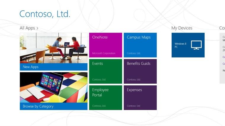 Company Portal screen shot 0