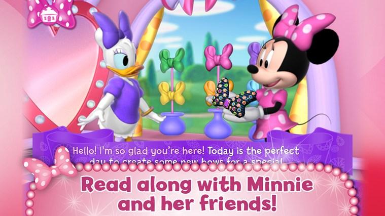 Minnie Bow Maker screen shot 4