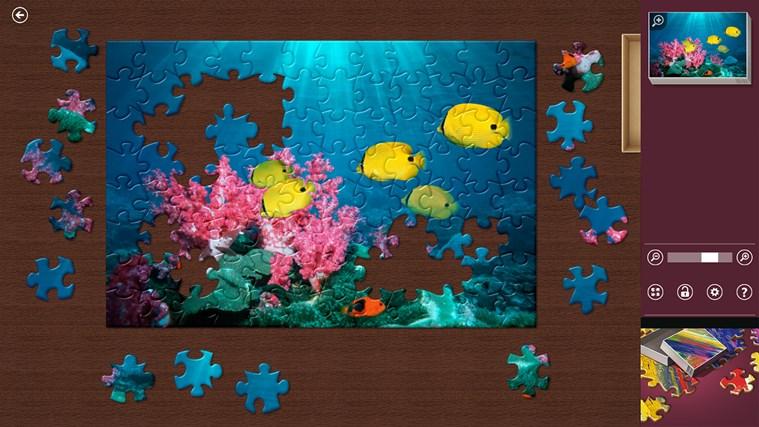 Microsoft Jigsaw screen shot 0