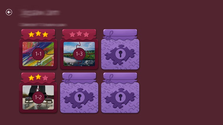Microsoft Jigsaw screen shot 8