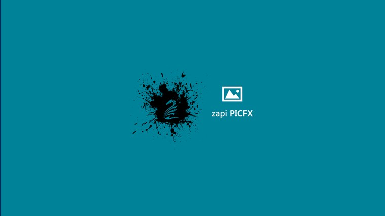 Zapi PicFX screen shot 0