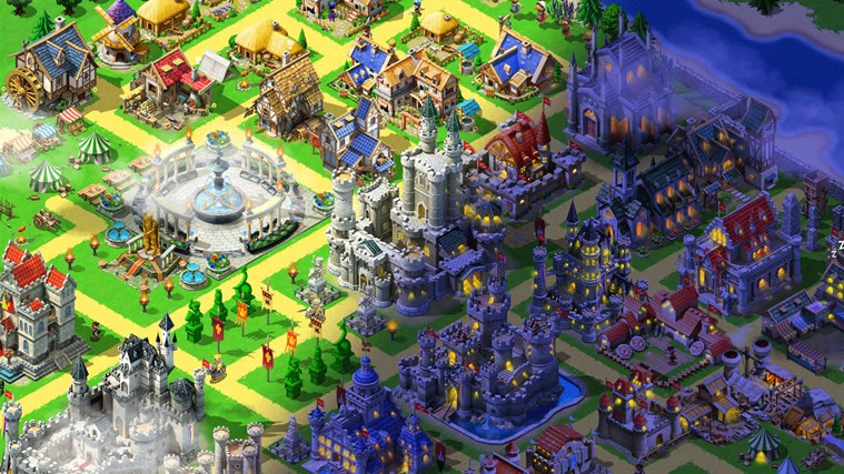 Kingdoms & Lords screen shot 0