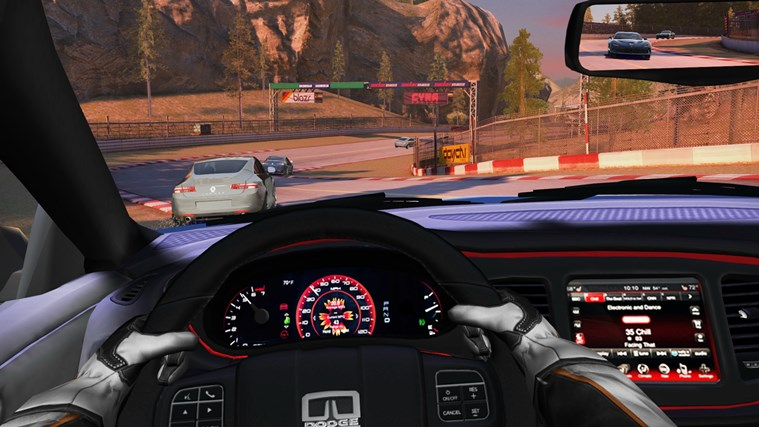 GT Racing 2: The Real Car Experience screen shot 4