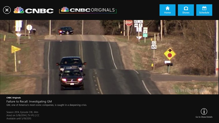 CNBC screen shot 2