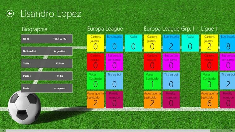 Tile LiveScore capture d'écran 6