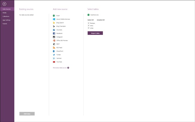 "Microsoft ""Project Siena"" Screenshot 4"