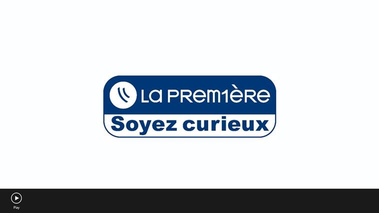 La Prem1ère - Soyez curieux capture d'écran 0