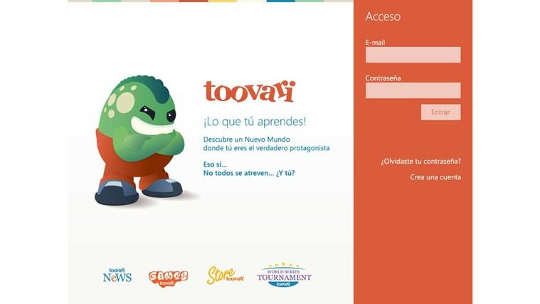 Toovari captura de pantalla 0